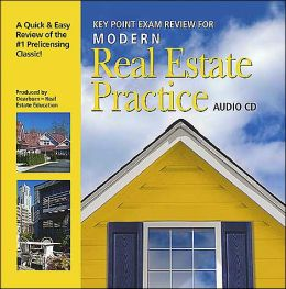 Key Point Exam Review Audio CDs for Modern Real Estate Practice, 16th Ed.