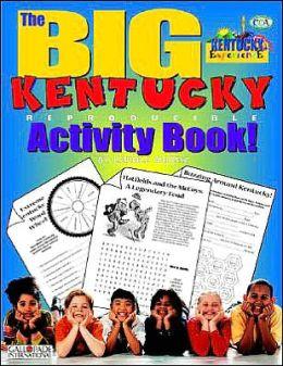Kentucky's Big Activity Book