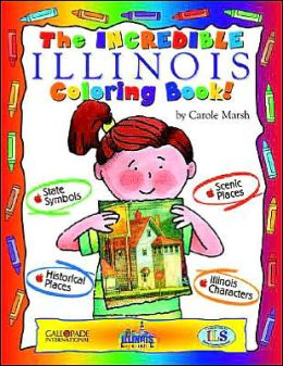 The Incredible Illinois Coloring Book