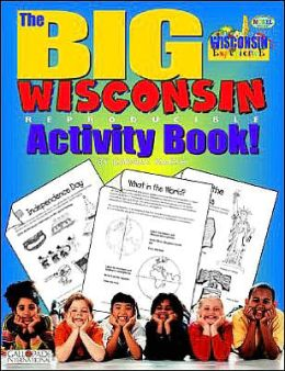 Wisconsin's Big Activity Book