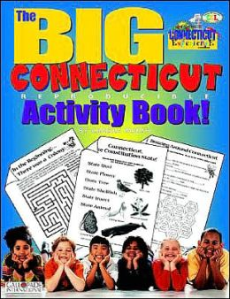 Connecticut's Big Activity Book