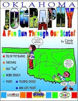 Oklahoma Jography!: A Fun Run Thru Our State