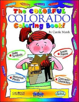 The Cool Colorado Coloring Book