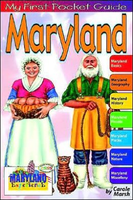My First Pocket Guide: Maryland (Maryland Experience! Series)
