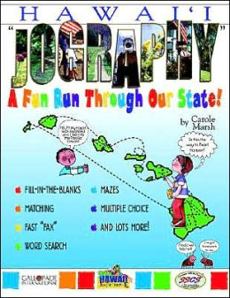 Hawaii Jography: A Fun Run Thru Our State!