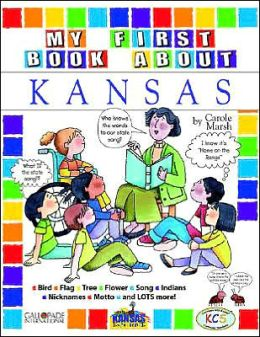 My First Book about Kansas