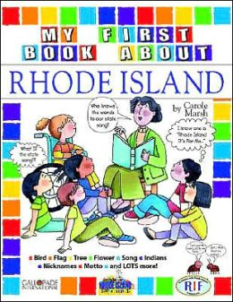 My First Book about Rhode Island