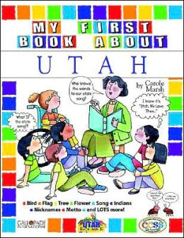 My First Book about Utah