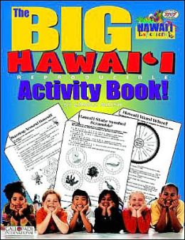 Big Hawaii Reproducible Activity Book