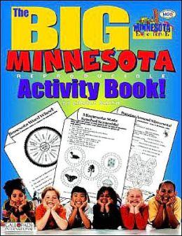 The Big Minnesota Reproducible Activity Book