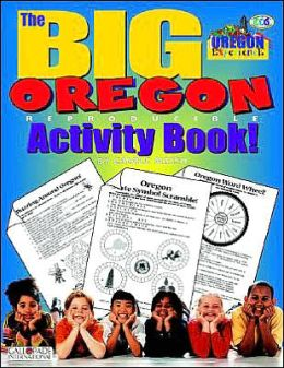 Big Oregon Reproducible Activity Book!