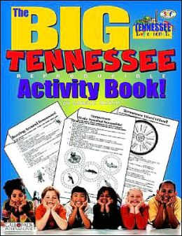 The Big Tennessee Reproducible Activity Book!