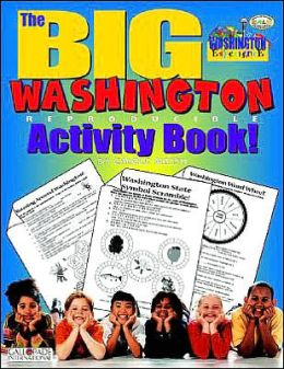 Big Washington Reproducible Activity Book