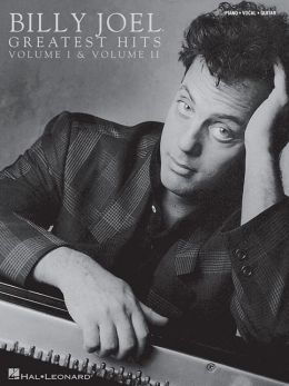 Billy Joel Greatest Hits, Volume 1 and 2