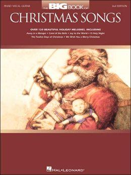 Big Book of Christmas Songs - Piano/Vocal/Guitar