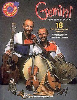 The Gemini Songbook