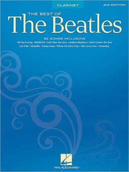 The Best of the Beatles: Clarinet Edition: (Sheet Music)