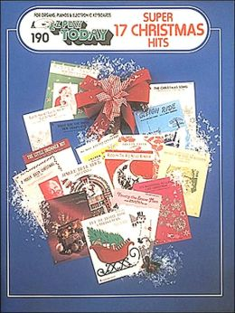 E-Z Play Today #190: Super 17 Christmas Hits