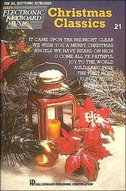 Christmas Classics - Electronic Keyboard Music