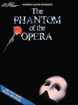 The Phantom of the Opera: Easy Adult Piano