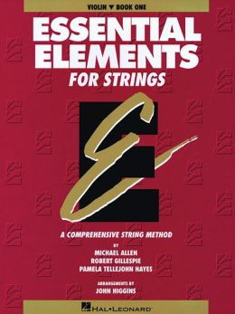 Essential Elements for Strings: Violin, Book One