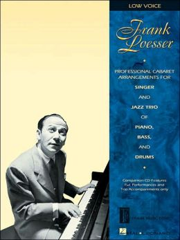 Frank Loesser: Sing the Songs of(Low Voice book/cd package)