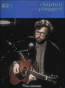 Eric Clapton from the Album Eric Clapton Unplugged: Easy Guitar with Notes and Tab