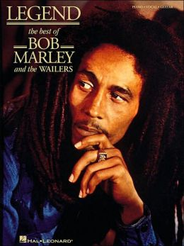 The Legend: The Best of Bob Marley and the Wailers: Piano/Vocal/Guitar Edition