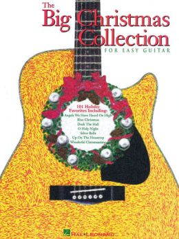 Big Christmas Collection - Easy Guitar