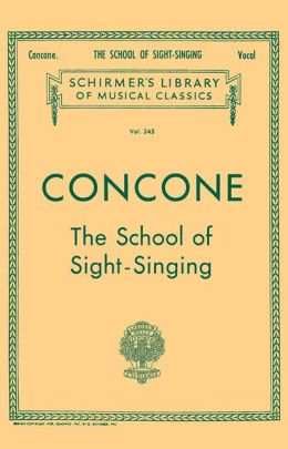 School of Sight-Singing: Vocal Practical Method for Young Beginners