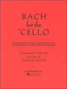 Bach for the 'Cello: Ten Pieces in the First Position