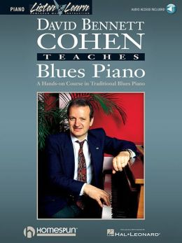 David Bennett Cohen Teaches Blues Piano
