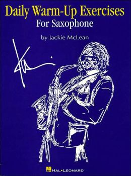 Daily Warm-Up and Exercises for Saxophone