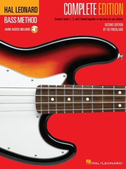 Hal Leonard Electric Bass Method - Second Edition