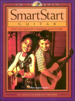 SmartStart Guitar: A Fun, Easy Approach to Beginning Guitar for Kids, with CD