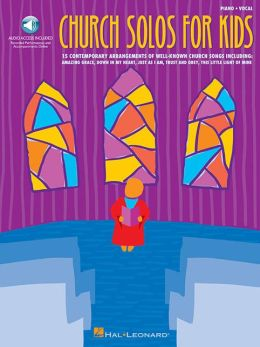 Church Solos for Kids - Piano/Vocal