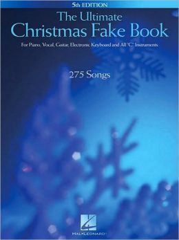 Christmas - for Piano, Vocal, Guitar, Electronic Keyboard and All C Instruments