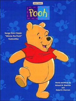 Winnie the Pooh: Easy Piano Arrangements