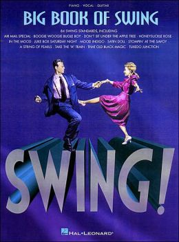 Big Book of Swing - Piano/Vocal/Guitar