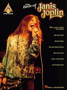 The Best of Janis Joplin (Guitar Recorded Versions Series)