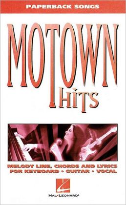 Motown Hits: Paperback Songs Series: (Sheet Music)