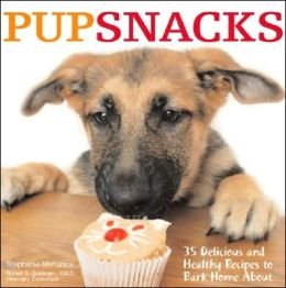 PupSnacks: 35 Delicious and Healthy Recipes to Bark Home About