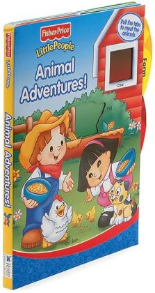 Animal Adventures (Fisher Price Little People)