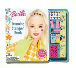 Barbie: Stunning Stamper Book