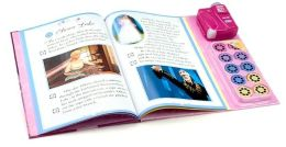 Barbie Movie Theater Storybook and Movie Projector