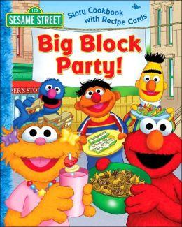 Sesame Street Big Block Party!