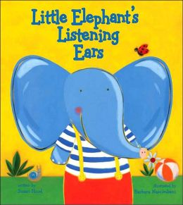 Little Elephant's Listening Ears