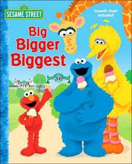 Sesame Street Big, Bigger, Biggest