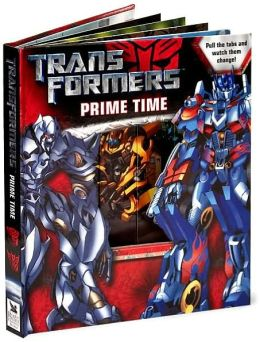 Transformers Sliders Prime Time Attack!
