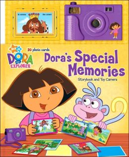 Dora's Special Memories: Storybook and Toy Camera